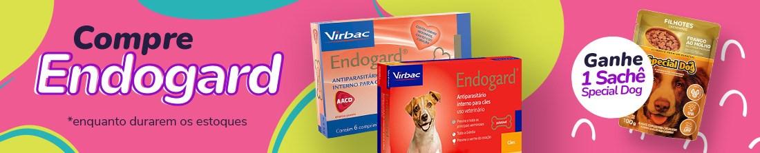 Compra Endogard c/6 comprimidos e ganhe 1 Sachê dog [categoria]