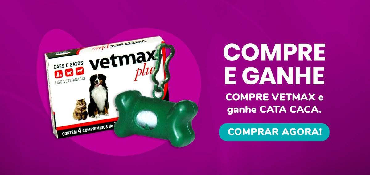 Banner Home Vetmax + Cata Caca