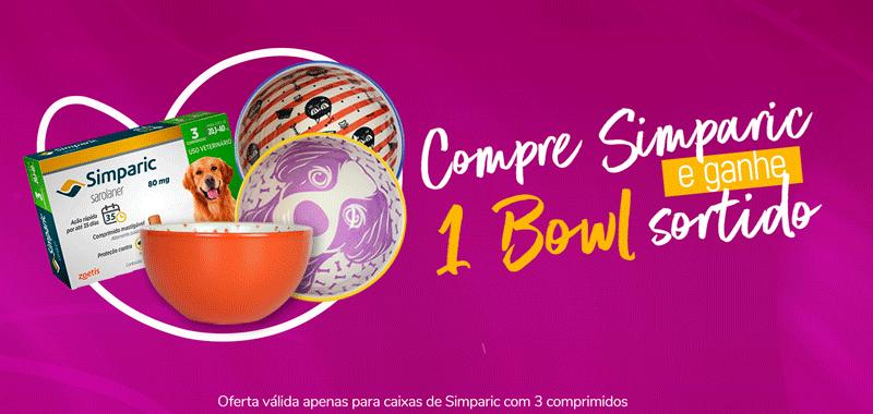 Simparic + Bowl