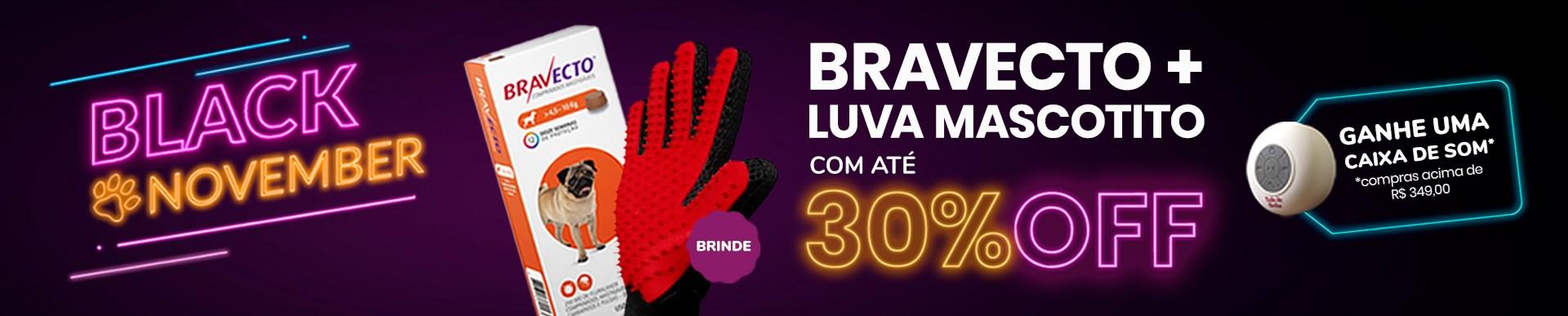 Black November - Banner de Categoria - Bravecto