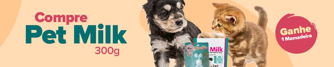 [categoria] Compre Pet Milk e ganhe mamadeira