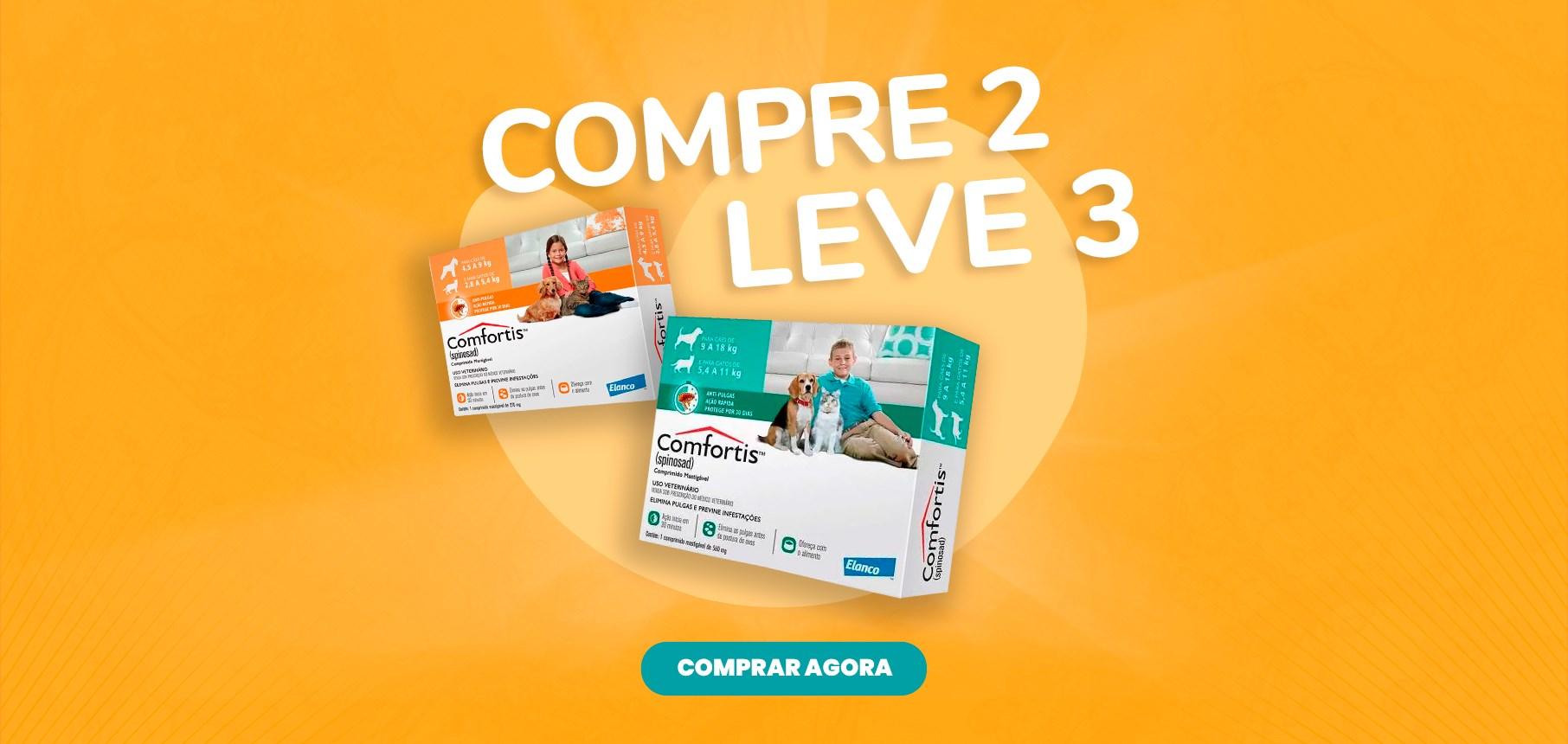 Comfortis Compre 2, Leve 3