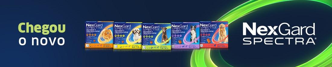 Lançamento do Nexgard Spectra [categoria]