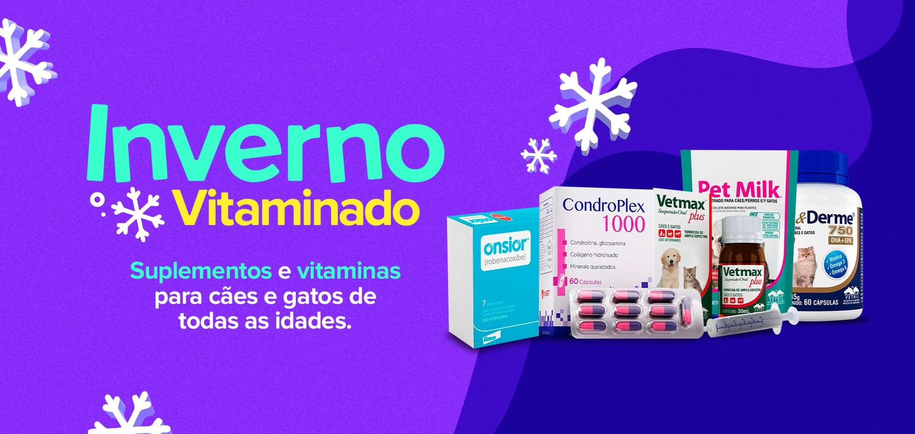 Inverno vitaminado