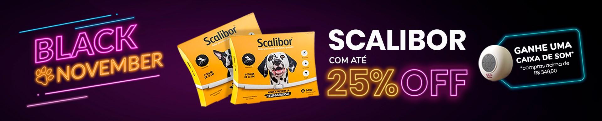 Black November - Banner de Categoria - Scalibor