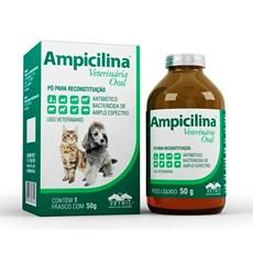Ampicilina Vet Oral Pó Vetnil - 50g