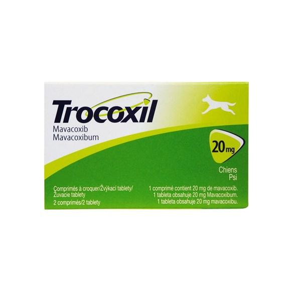 Anti-inflamatório Para Cachorro Trocoxil 20mg - Zoetis