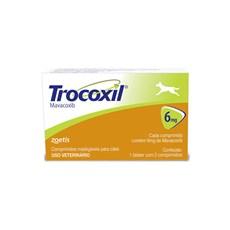 Anti-inflamatório Para Cachorro Trocoxil 6mg - Zoetis
