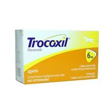 Anti-inflamatorio Para Cachorro Trocoxil 6mg - Zoetis
