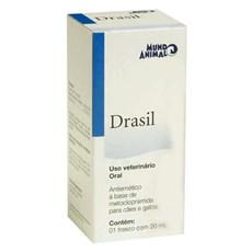 Antiemético Drasil Mundo Animal - 20 mL