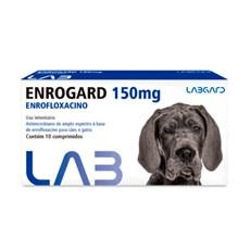 Antimicrobiano Enrogard Cães e Gatos Labgard - 150mg