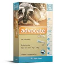 Antipulgas Advocate Cães 4Kg Até 10Kg
