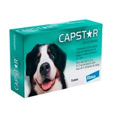 Antipulgas Capstar 57mg Cães de 11,4kg a 57Kg C/6 Comprimidos