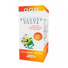 Antipulgas Pulgoff Delta Mundo Animal – 30mL