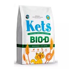 Areia Higiênica Bio-D Kets Gatos – 3kg
