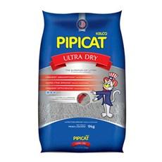 Areia Higienica Pipicat Ultra Dry  9KG