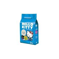 Areia Para Gato Higienica Hello Kitty Classica Fina 2kg Azul