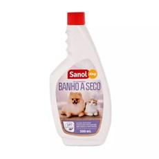 Banho a Seco Sanol Dog - 500 mL