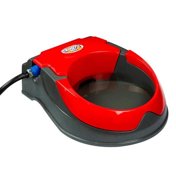 Bebedouro Automático Infinity Vermelho Truqys Pets