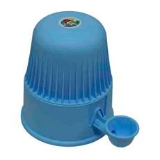 Bebedouro em Polipropileno Vida Mansa Azul - 2L