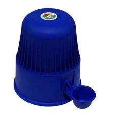 Bebedouro em Polipropileno Vida Mansa Azul Marinho - 2L