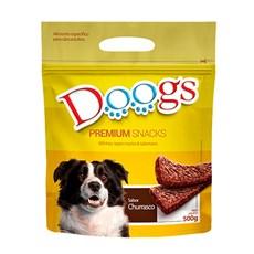 Bifinho Cães Doogs Churrasco - 500g