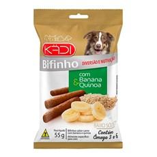 Bifinho Cães Kadi Banana e Quinoa – 55g