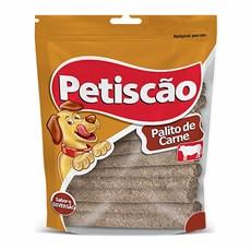 Bifinho Cães Petiscão Palito Mastigável de Carne - 1kg