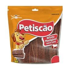 Bifinho Cães Petiscão Tablete Mastigável de Carne - 1kg