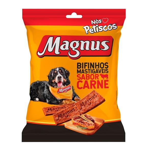 Bifinho Magnus Mastigável Cães Carne