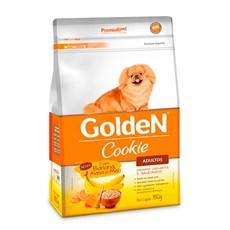 Biscoito Golden Cookies Cães Adultos Banana, Aveia e Mel - 350g