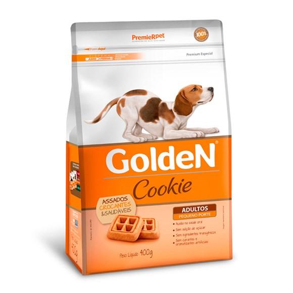 Biscoito Golden Cookies Cães Adultos Mini Bits - 400g