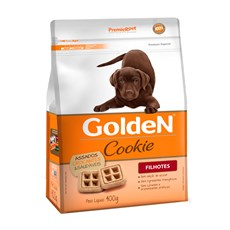 Biscoito Golden Cookies Cães Filhotes - 400g