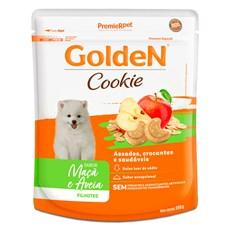 Biscoito Golden Cookies Cães Filhotes Maçã e Aveia - 350g