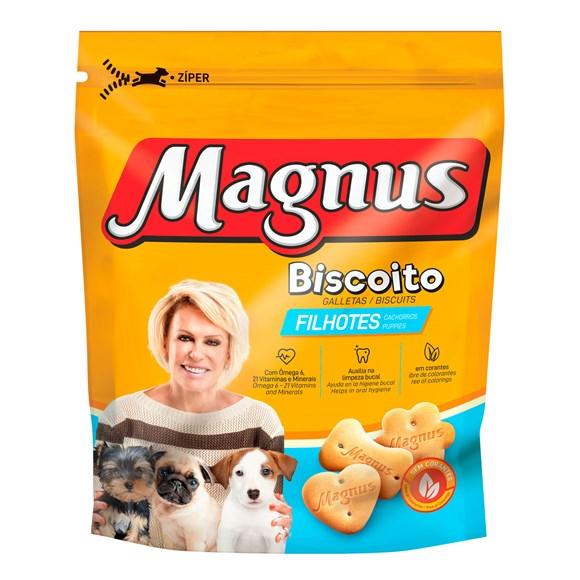 Biscoito Magnus Cães Filhotes - 200g