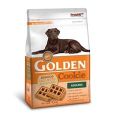 Biscoito para Cachorro Adulto Petisco Cookies Golden Premier Pet 400g