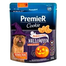 Biscoito Premier Cookies Cães Adultos Pequeno Porte Halloween - 250g