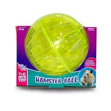 Bola Para Hamster De Exercicio Roda Giratoria 14cm