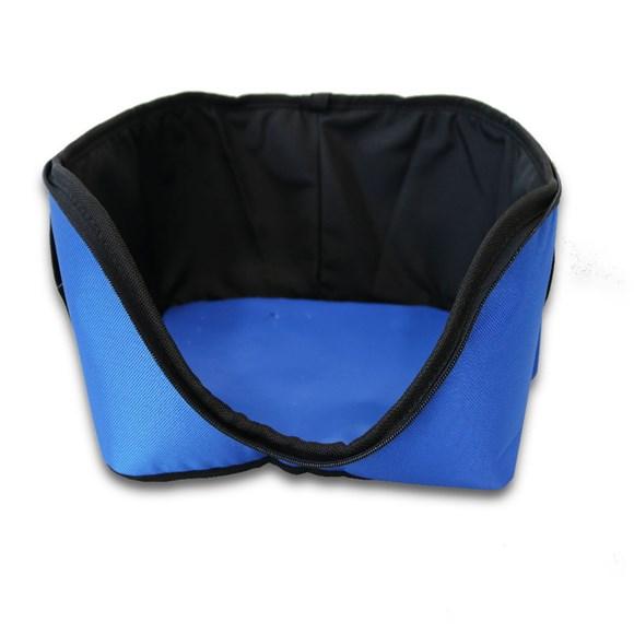 Bolsa de Transporte Sak's Cães e Gatos 6 em 1 Azul Pet-0062