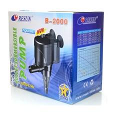 Bomba Submersa Para Aquarios B-2000 30w 2000l/h 220v