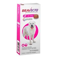 Bravecto Antipulgas e Carrapatos Para Cães 40 a 56kg