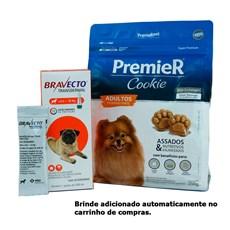 Bravecto Antipulgas e Carrapatos Transdermal para Cães de 4,5 a 10kg 250mg
