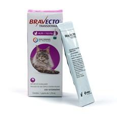 Bravecto Antipulgas Transdermal Para Gatos De 6,25 A 12,5kg