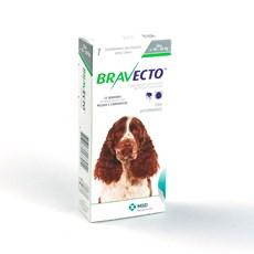 Bravecto Remédio para Carrapato e Pulga em Cachorro 10 a 20kg 500mg