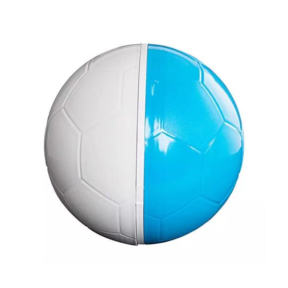 Brinquedo Amicus Crazy Ball Azul E Branco