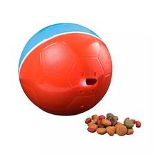 Brinquedo Amicus Crazy Ball Vermelho E Azul