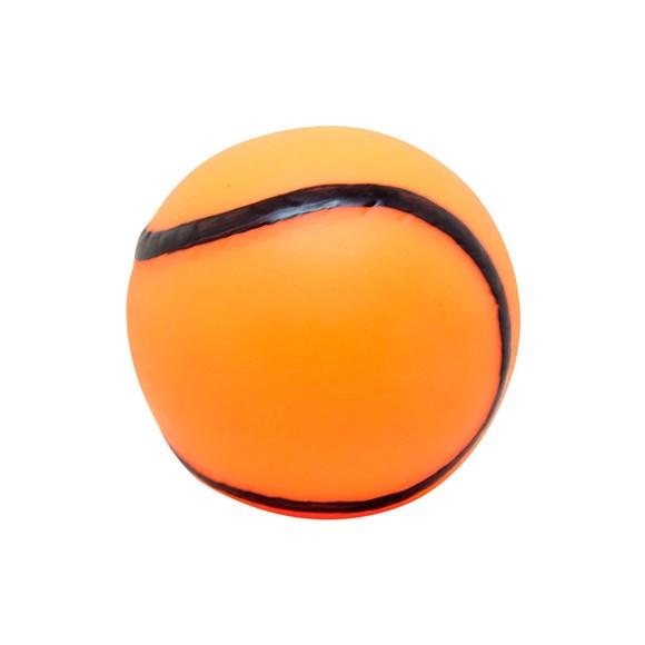 Brinquedo Bola Baseball Borracha LCM Cães 100mm