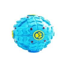 Brinquedo Bola Interativa Para Cães Azul 10cm - The Pets Brasil