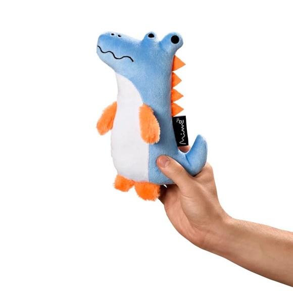 Brinquedo Cães Mimo Amiguinho Animais Jacaré