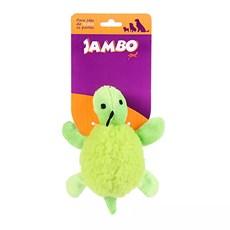 Brinquedo Cães Pelúcia Fun Tartaruga Verde Jambo